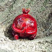 Для дома и интерьера ручной работы. Ярмарка Мастеров - ручная работа Медитирующий гранат. Handmade.