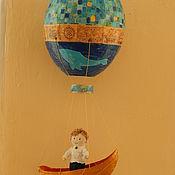 Куклы и игрушки ручной работы. Ярмарка Мастеров - ручная работа Большое путешествие маленького принца. Handmade.