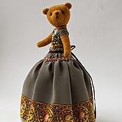Куклы и игрушки ручной работы. Ярмарка Мастеров - ручная работа Half Teddy Bear.  Настенька.. Handmade.