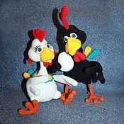 Куклы и игрушки handmade. Livemaster - original item Family Petuhova. Handmade.