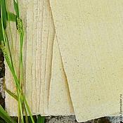 Материалы для творчества handmade. Livemaster - original item Paper from millet. Handmade.