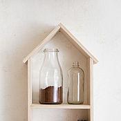 Для дома и интерьера ручной работы. Ярмарка Мастеров - ручная работа Полка для кухни. Handmade.