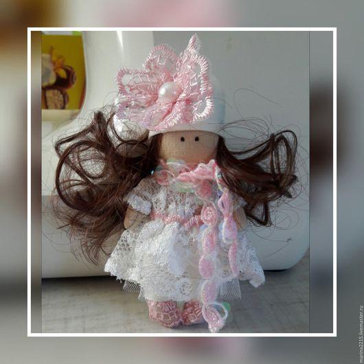 Куклы тыквоголовки ручной работы. Ярмарка Мастеров - ручная работа. Купить Интерьерная кукла. Handmade. Комбинированный, ручная работа, подарок