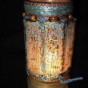 Для дома и интерьера handmade. Livemaster - original item Candle holder/vase Shamahanskaya Queen. Handmade.