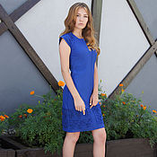 handmade. Livemaster - original item Dress, designer Karina. Handmade.