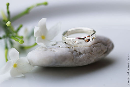 Кольца ручной работы. Ярмарка Мастеров - ручная работа. Купить Серебряное кольцо на верхнюю фалангу. Handmade. Серебряный, серебряная фурнитура