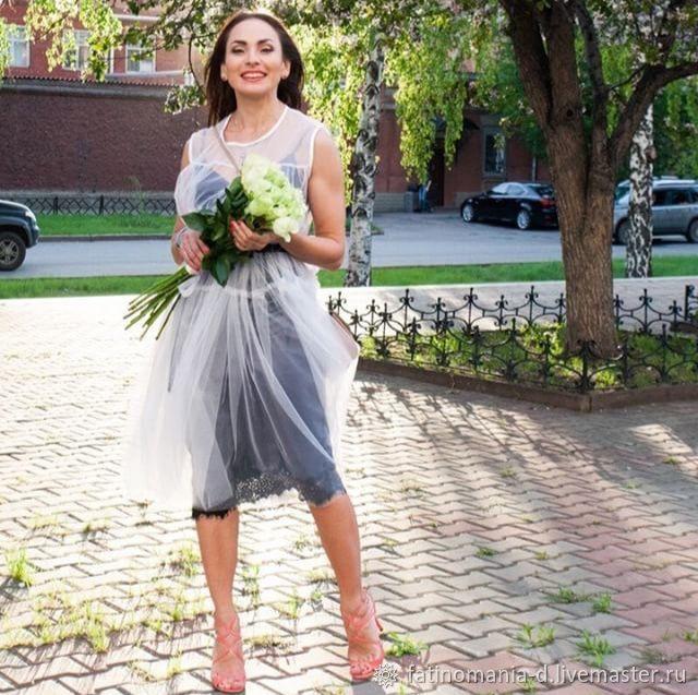 Чехлы для платьев из фатина