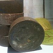 Косметика ручной работы handmade. Livemaster - original item soap from scratch Autumn rain. Handmade.