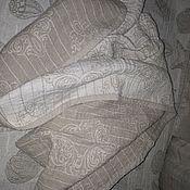 """Для дома и интерьера ручной работы. Ярмарка Мастеров - ручная работа Полотенце из Вареного льна """"СЮИТА"""". Handmade."""