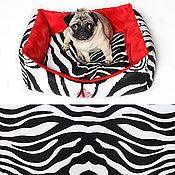 Для домашних животных, ручной работы. Ярмарка Мастеров - ручная работа Авторская лежанка для собак, собачек, кошек в разных размерах. Handmade.