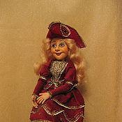 Куклы и игрушки ручной работы. Ярмарка Мастеров - ручная работа Кукла Франсуаза.. Handmade.