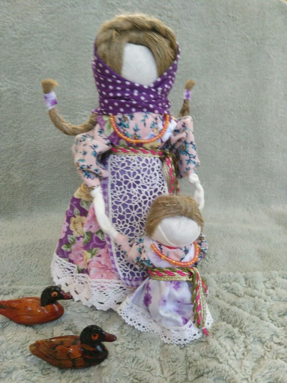 Кукла - оберег Ведучка, Народные сувениры, Дмитров,  Фото №1