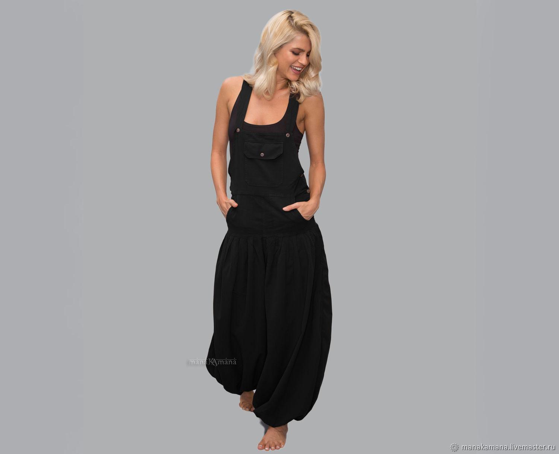 Black Jumpsuit - Harem Pants, Jumpsuits & Rompers, Tel Aviv,  Фото №1