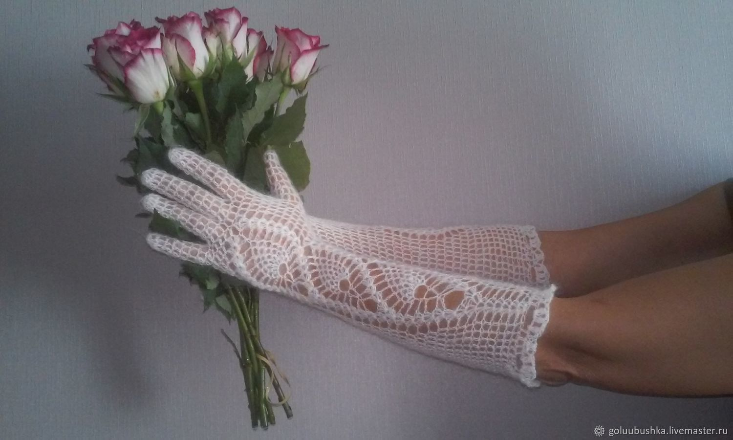 """Gloves""""Wedding"""", Gloves, Moscow,  Фото №1"""