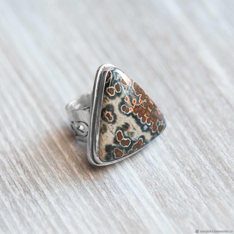 Jasper ring (808), Ring, Tambov,  Фото №1