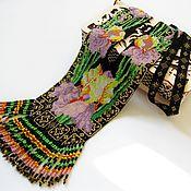 Украшения handmade. Livemaster - original item Necklace Gerdan Flowers. Handmade.