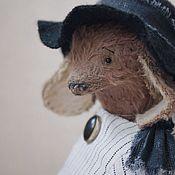 Куклы и игрушки ручной работы. Ярмарка Мастеров - ручная работа Дама-собачка. Handmade.