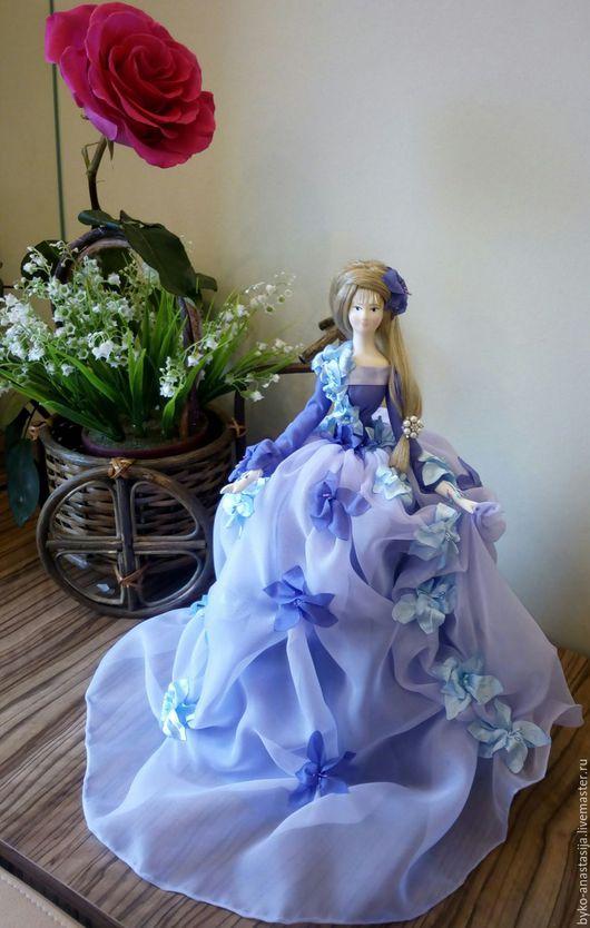 Коллекционные куклы ручной работы. Ярмарка Мастеров - ручная работа. Купить Авторская интерьерная кукла( сувенир), ручная работа. Handmade.