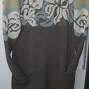 Одежда ручной работы. Ярмарка Мастеров - ручная работа Платье Орхидеи. Handmade.