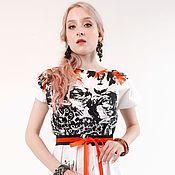 """Одежда ручной работы. Ярмарка Мастеров - ручная работа Платье """"Лилия"""". Handmade."""