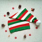 Работы для детей, handmade. Livemaster - original item Hood Elf kids boy Christmas carnival dwarf dwarf. Handmade.