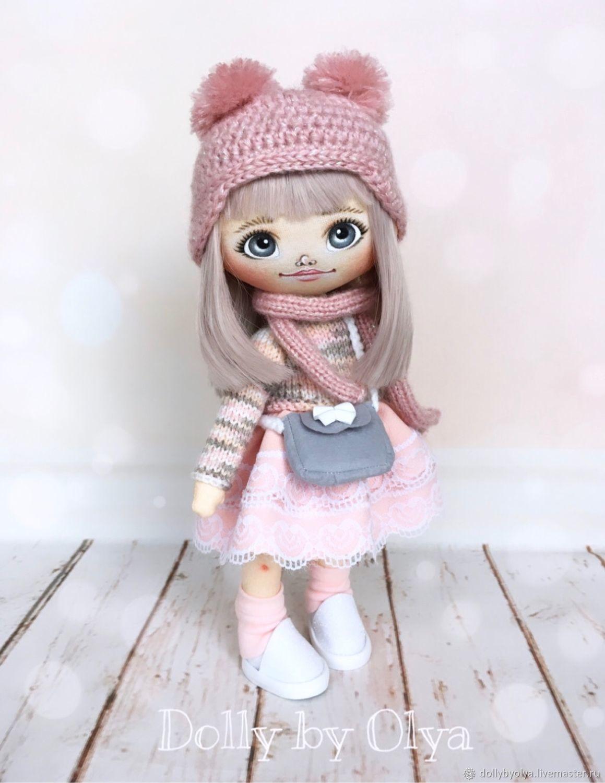 Кукла текстильная, Портретная кукла, Нижний Новгород,  Фото №1