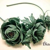 Цветы и флористика handmade. Livemaster - original item The rim of Kupava