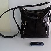 Сумки и аксессуары handmade. Livemaster - original item Leather bag 138. Handmade.