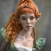 Куклы и игрушки ручной работы. Ярмарка Мастеров - ручная работа Элина, фарфор.. Handmade.