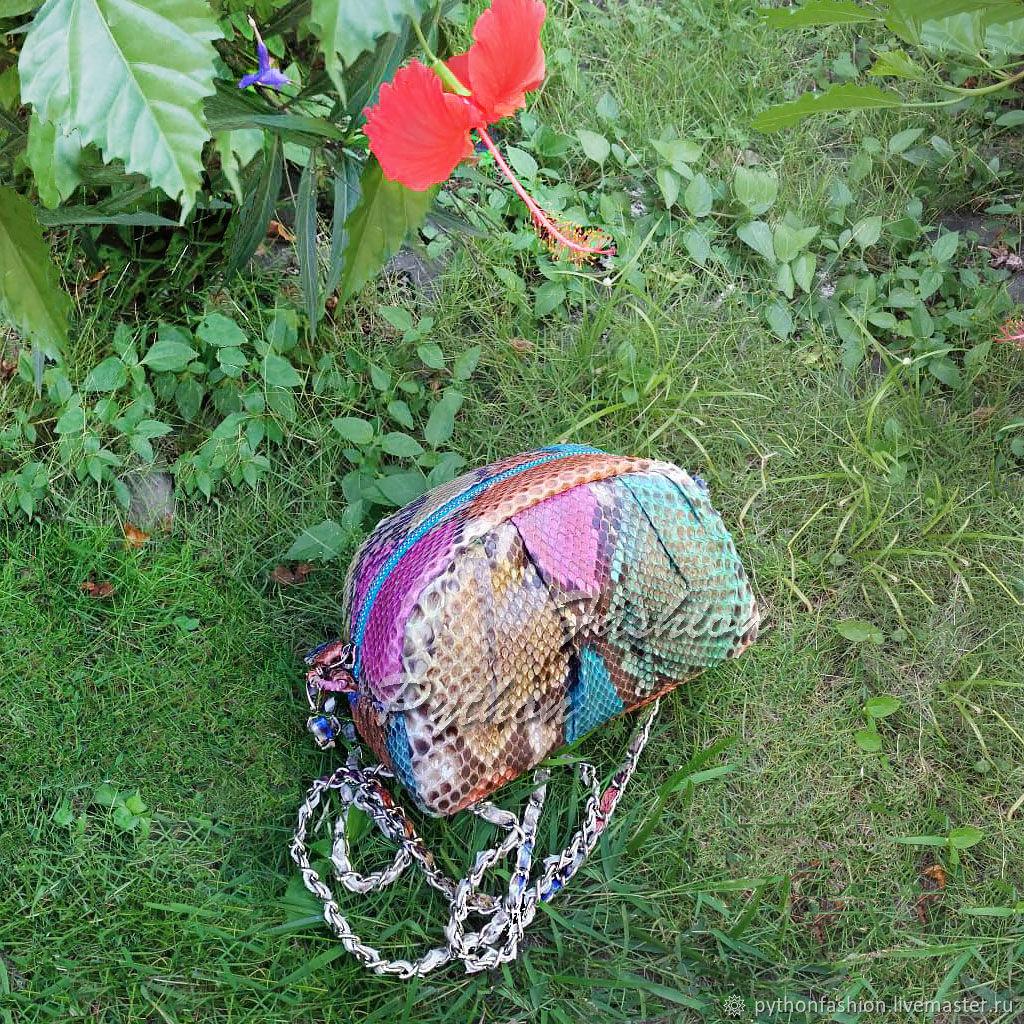 Handbag made of Python FIORNE, Classic Bag, Kuta,  Фото №1