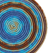 Украшения ручной работы. Ярмарка Мастеров - ручная работа Колье из шнуров Lasso Beach шарф бусы трансформер. Handmade.