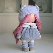 Для дома и интерьера handmade. Livemaster - original item decoration: Doll interior textile doll. Handmade.
