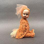 Куклы и игрушки handmade. Livemaster - original item Teddy-doll Firebird. Handmade.