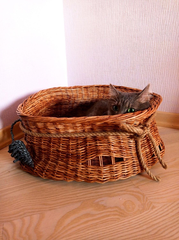 "Лежанка для кота ""Кот в мешке"", Лежанки, Краснодар,  Фото №1"