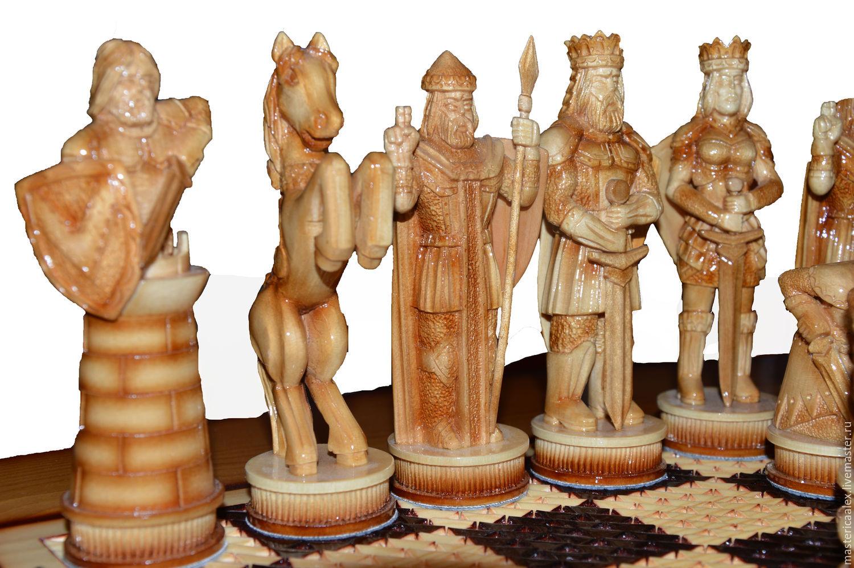 шахматный стол ручной работы купить в интернет магазине на ярмарке