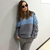 Одежда handmade. Livemaster - original item Women`s knit cardigan - sweaters women`s knitting, crochet. Handmade.