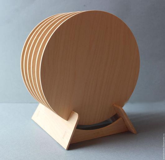 Кухня ручной работы. Ярмарка Мастеров - ручная работа. Купить Набор из шести подставок под горячее. Handmade. Бежевый