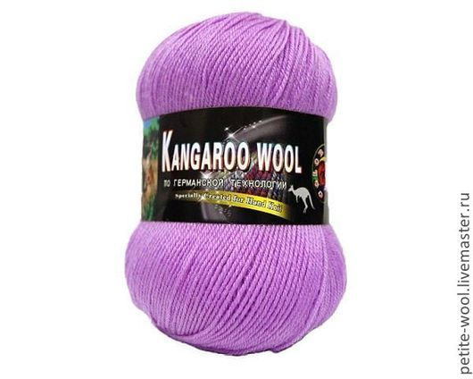 Вязание ручной работы. Ярмарка Мастеров - ручная работа. Купить Пряжа KANGAROO WOOL Color city шерсть мериносовая. Handmade.