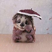 handmade. Livemaster - original item St. Petersburg hedgehog. Handmade.