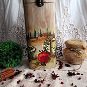 Для дома и интерьера handmade. Livemaster - original item Box for spaghetti Toscana (pine). Handmade.