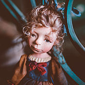 Куклы и игрушки ручной работы. Ярмарка Мастеров - ручная работа Девица на выданье. Handmade.