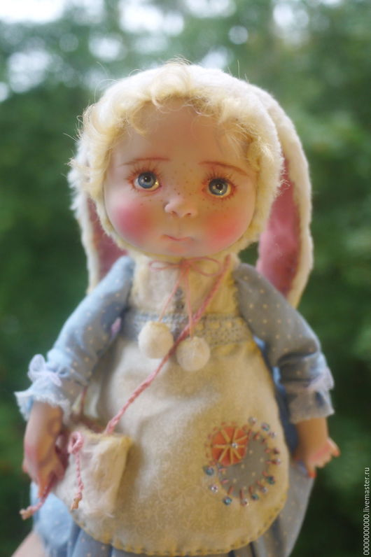 Коллекционные куклы ручной работы. Ярмарка Мастеров - ручная работа. Купить Маша. Handmade. Коллекционная кукла, кукла ручной работы