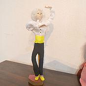 Куклы и игрушки ручной работы. Ярмарка Мастеров - ручная работа Учитель танцев. Handmade.
