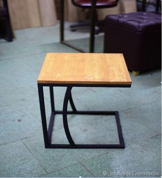 Стол в стиле Лофт, Столы, Липецк,  Фото №1