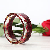 Украшения handmade. Livemaster - original item Bracelet rose Petals. Handmade.