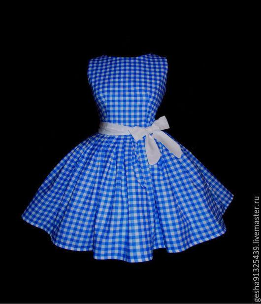 """Платья ручной работы. Ярмарка Мастеров - ручная работа. Купить Платье  """"Лазуревые Росы"""". Handmade. Голубой, красивое платье"""
