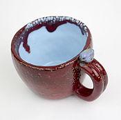 Посуда handmade. Livemaster - original item A glass bird, glass ceramic bird, ceramic. Handmade.