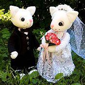 Свадебный салон handmade. Livemaster - original item Wedding gift-a Pair of wedding seals. Handmade.