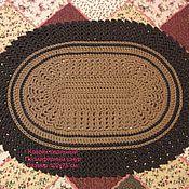 Фото ковры из шнура