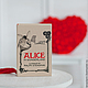 Clutch-book 'Alice in Wonderland', Clutches, Permian,  Фото №1